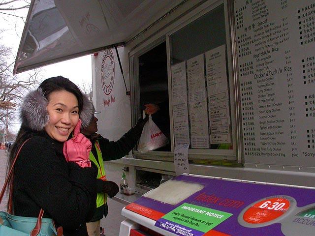 Harvard Square Chinese Food Truck