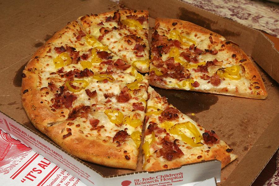 banana pepper pizza - photo #33