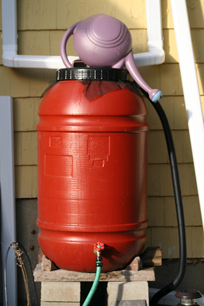 for Rainwater drain problems